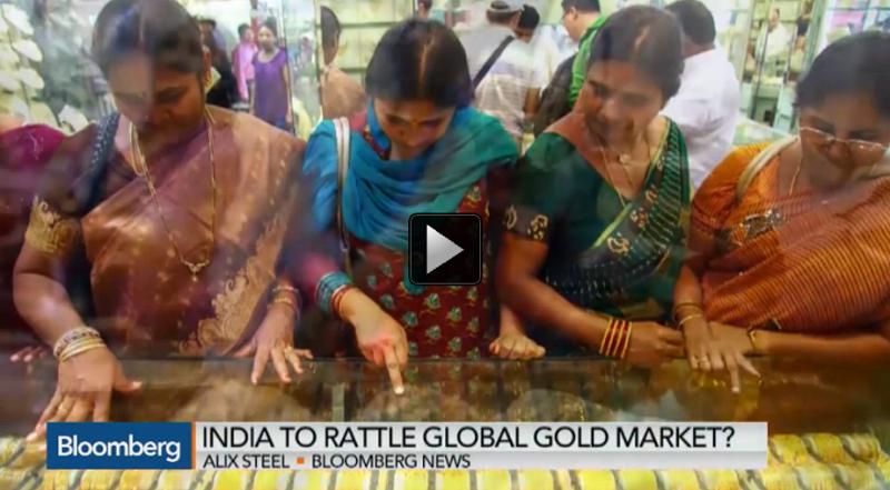 india tax global demand gold