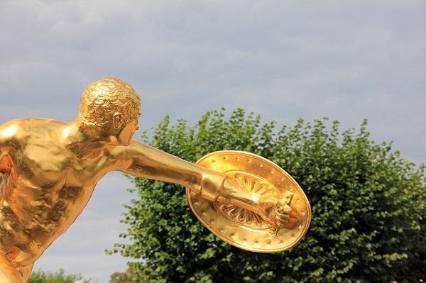 Gold best defense