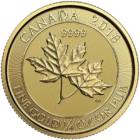 Gold Twin Maples – Sold Exclusively Through Birch Gold Group