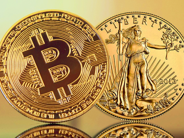 bitcoin won't hurt gold demand