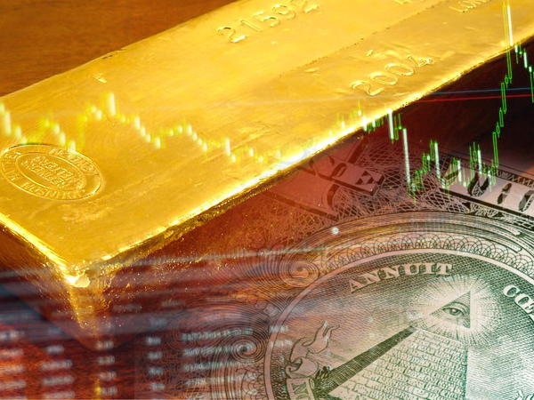 gold headed to $1,400