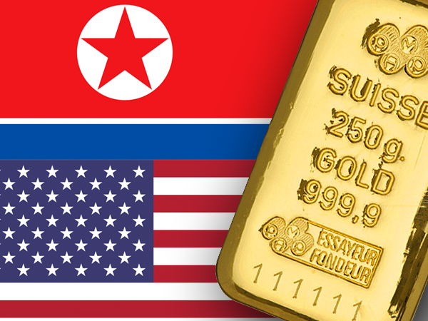 global tension to raise gold prices